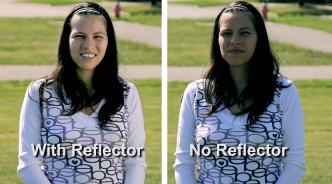 light reflector tutorial
