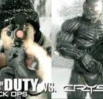 Call Of Duty vs Crysis 2
