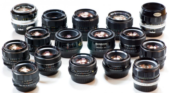 Lenses - Begginer Guide To Filmmaking
