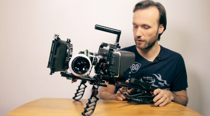 Getting the Most Out of BlackMagic Cameras: the Gini Rig