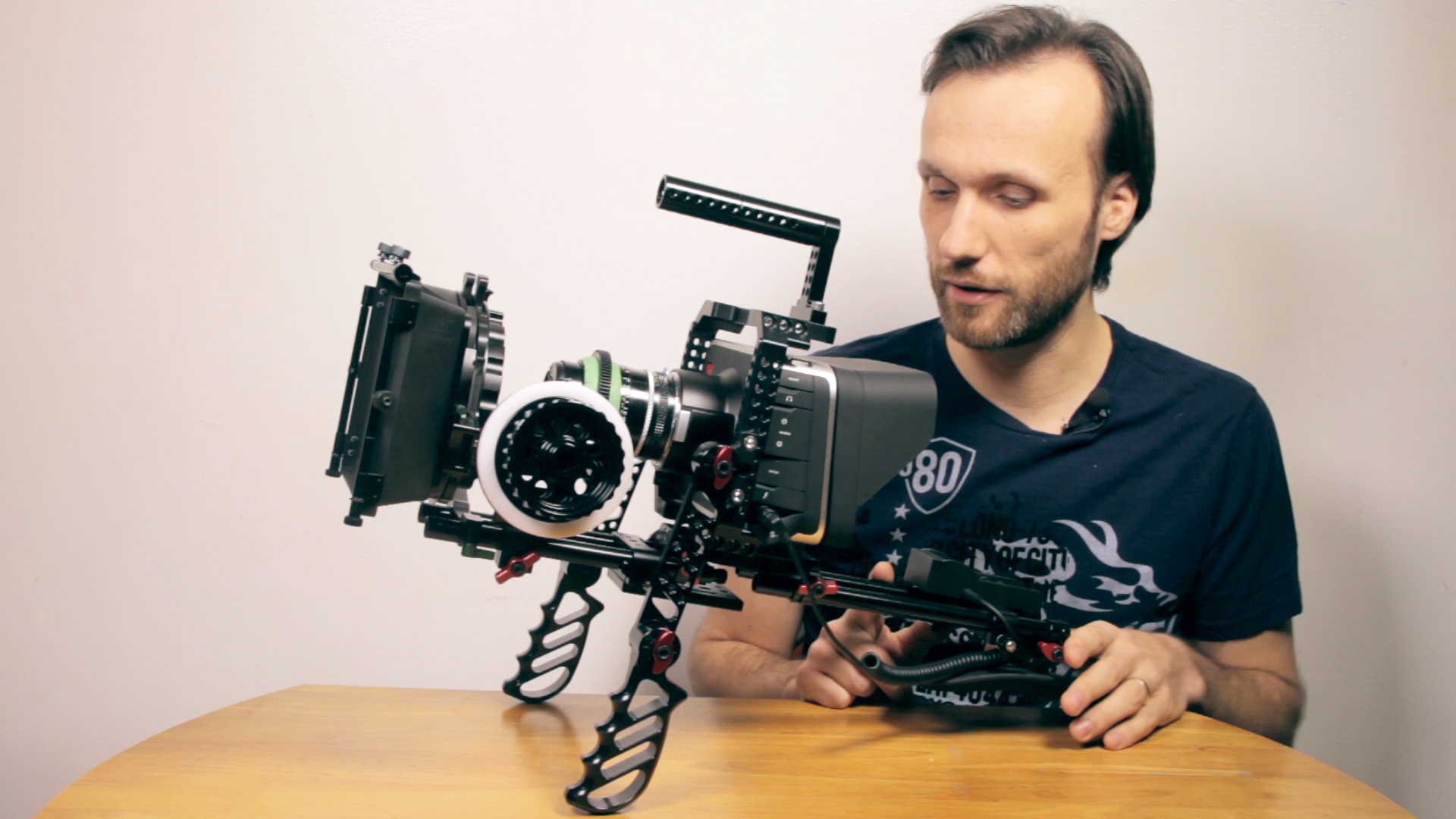 Getting the Most Out of BlackMagic Cameras: the Gini Rig - Tom Antos Films