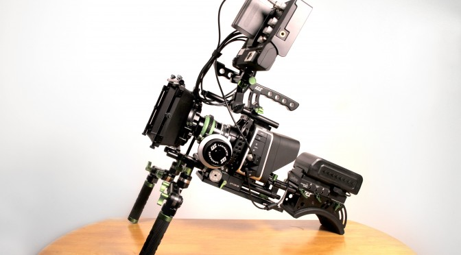 High-end Rig for BlackMagic Cameras – Lanparte Rig