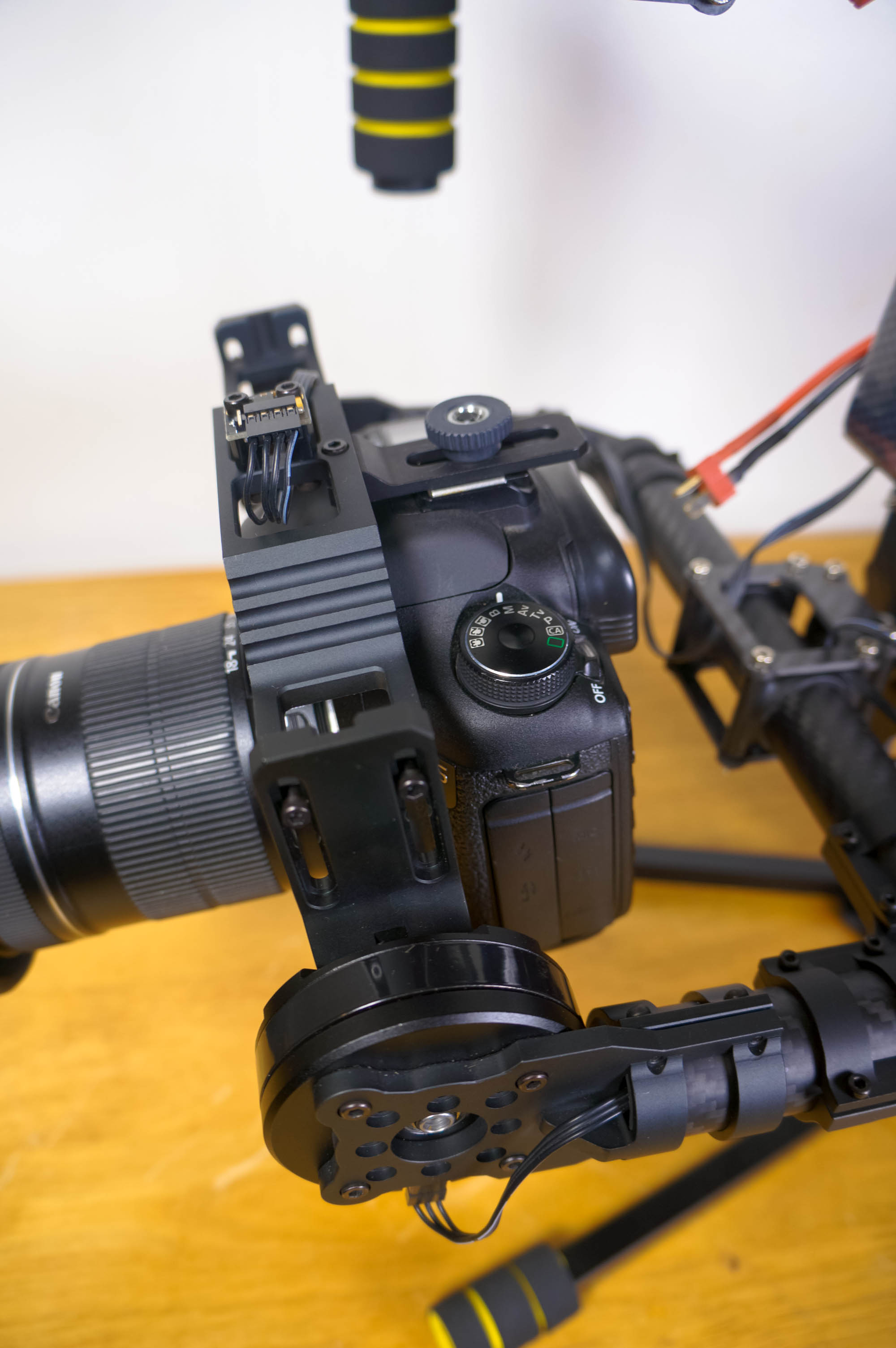 3 Axis Camera Gimbal for under $1K   Tom Antos Films
