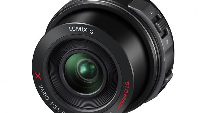 Panasonic Lumix G lens MFT