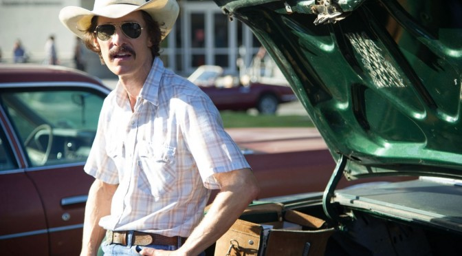 Film Shoot Without Lights – how Dallas Buyers Club was made