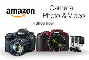 banner Amazon deals in cameras photo video