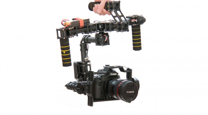 Ready To Run Camera Gimbal – CAME 7500