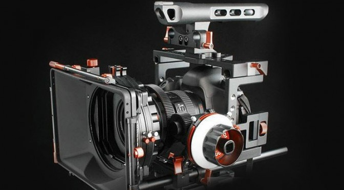 GH4 and Sony A7s Camera Rig