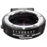 Metabones Nikon G & F Lens to Micro Four Thirds Mount Camera Speed Booster
