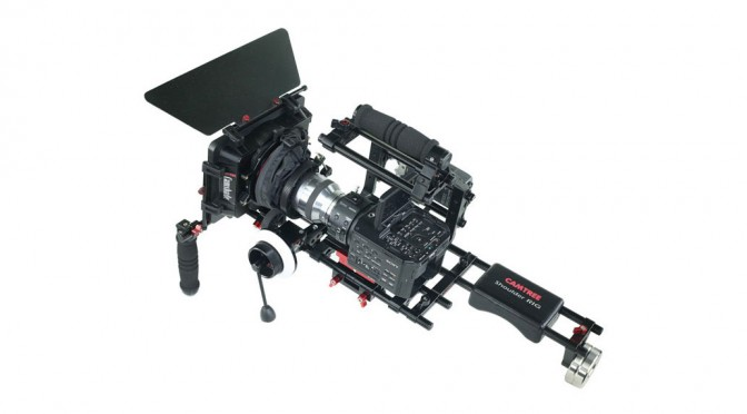 CAMTREE Camera Shoulder Mount Kit