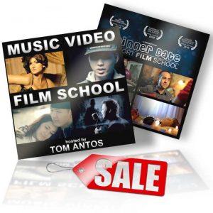 Digital Bundle Tom Antos Film School