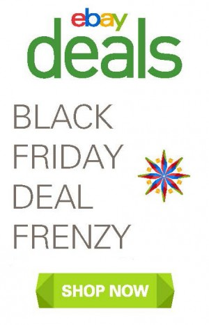 eBay Black Friday 2014 deals banner