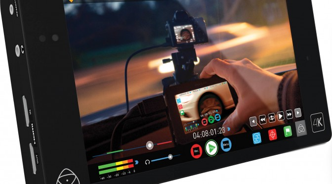 Atomos Shogun Arrives At B&H Photo Video