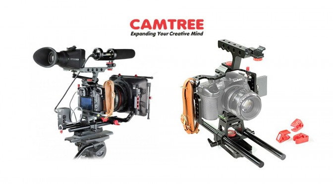 CAMTREE Camera Cage for Panasonic GH4 / GH3