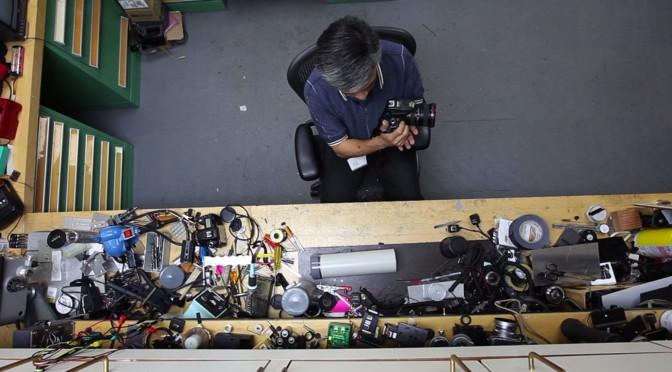National Geographic's Camera Gear Magician: Kenji Yamaguchi