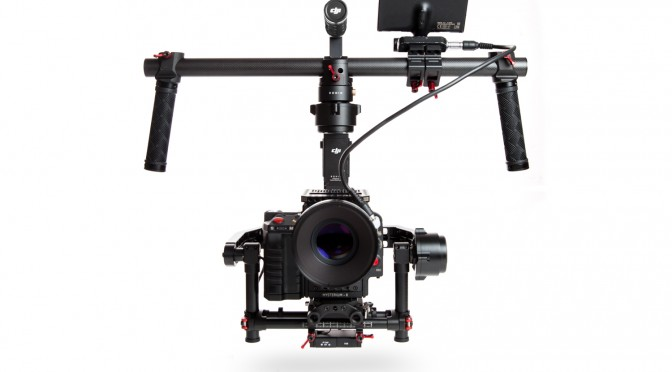 DJI Ronin gimbal camera stabilizer
