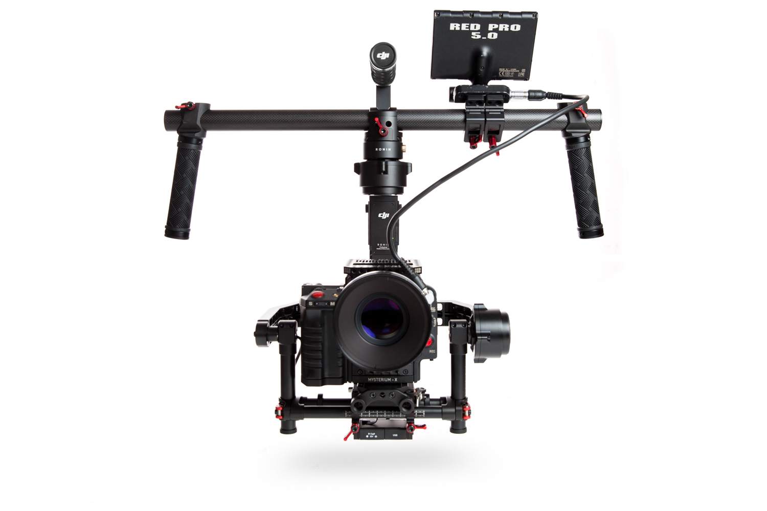 Dji Ronin 3 Axis Camera Gimbal Review Amp Test On A Music