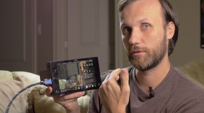 Atomos Shogun Review, including guide to Vectorscope, Waveform & False Color