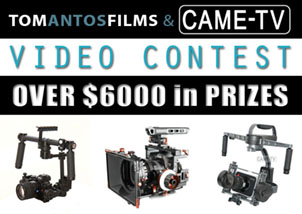 CAME-TV contest banner