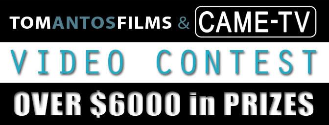 Header - Contest Tom Antos and CAME-TV