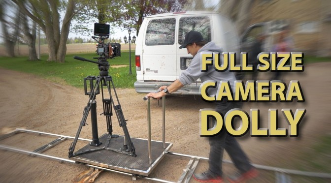 CAME-TV dolly