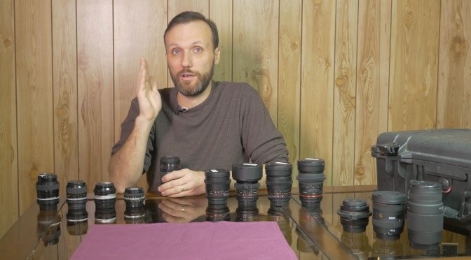 Lenses Guide for Filmmakers
