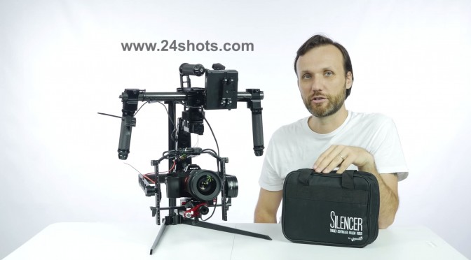 Silencer Pro Trigger Follow Focus System - review by Tom Antos