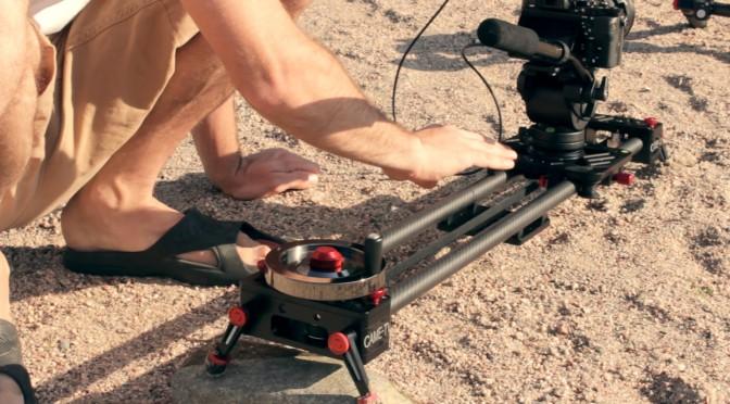 Carbon Fiber Camera Slider
