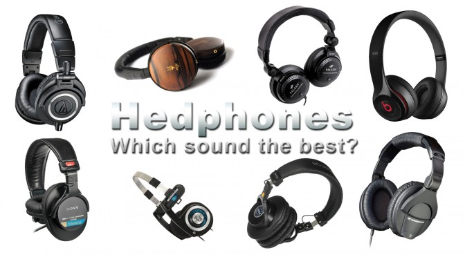 Ultimate Headphone Showdown – which sound the best!