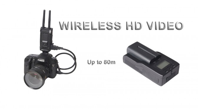 Pro Wireless Video System from CAME-TV