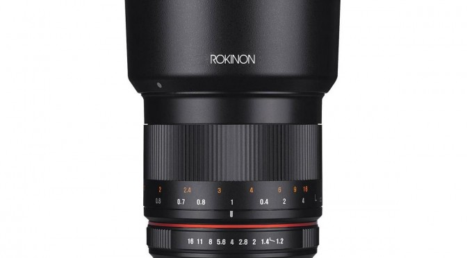 New Rokinon lenses