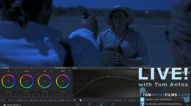 Live Filmmaking Workshops & Tutorials