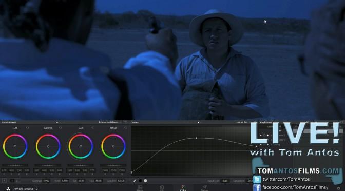 Live Filmmaking Workshops & Tutorials