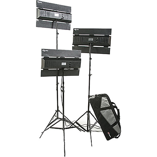 Digital Juice Aura Three-Point Lighting Kit