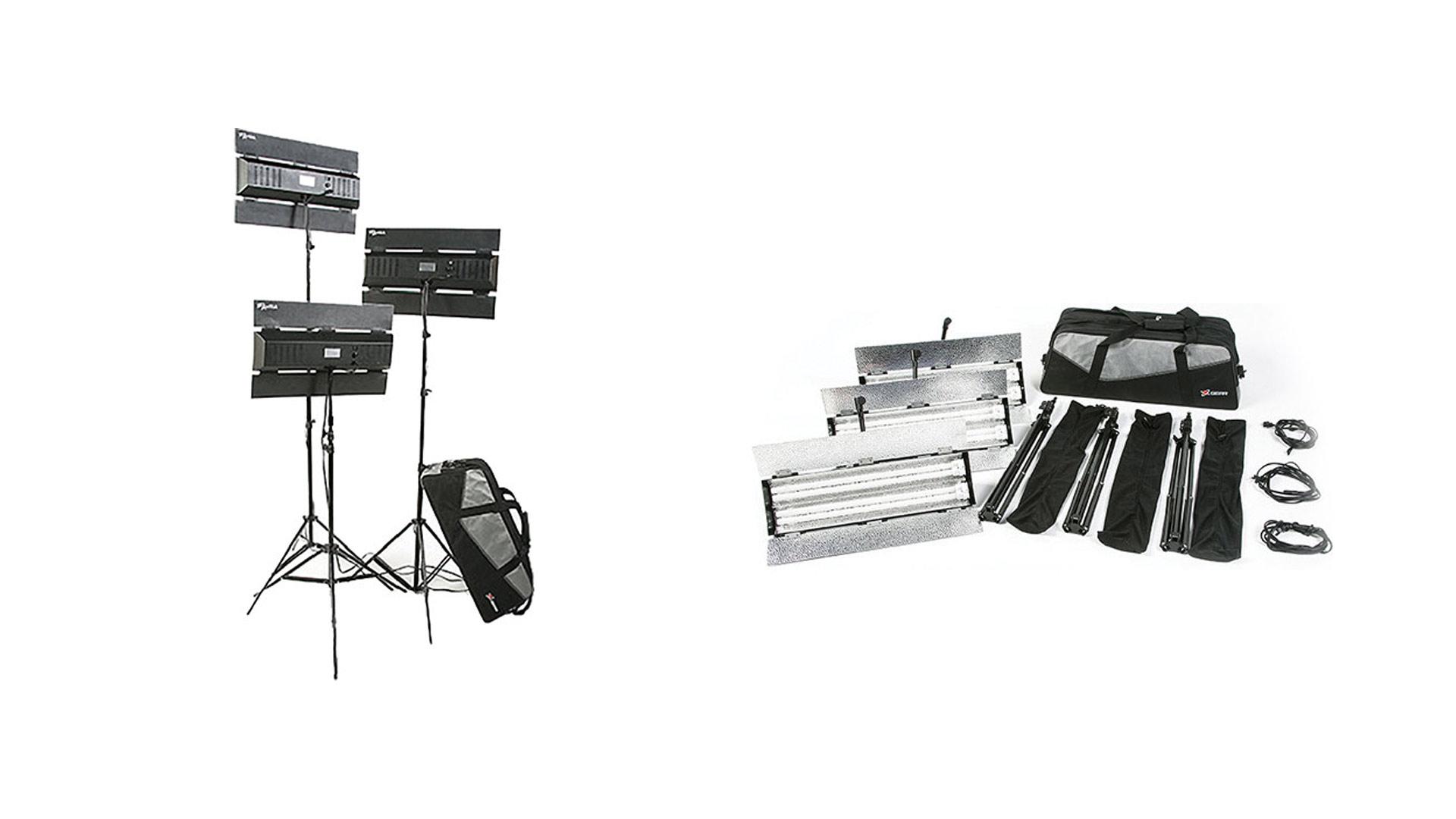 bh photo flash sale - three-point lighting kit