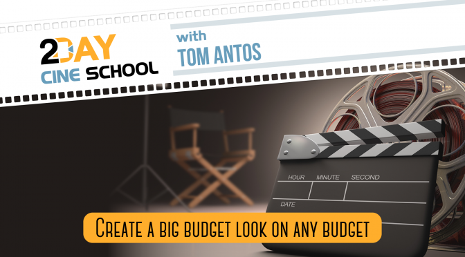 2Day Cine School promo image