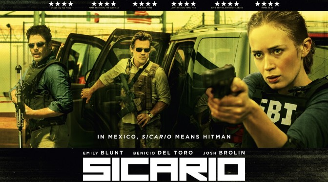 "The Cinematography of ""Sicario"""