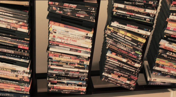 The dilemmas of building a home movie library