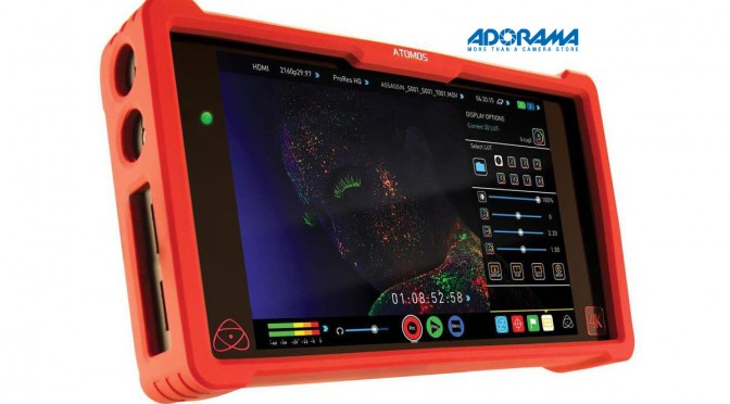 Gear Deals: Atomos Recorders