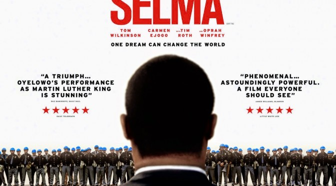 Selma 2014 movie poster
