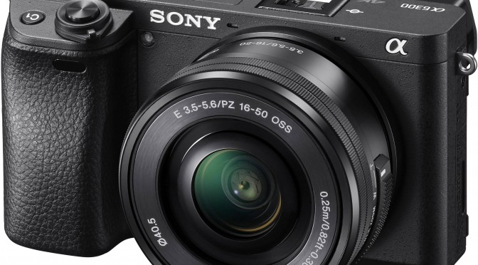 Darn it! Sony comes out with a high-spec, great-value DSLM: Alpha a6300