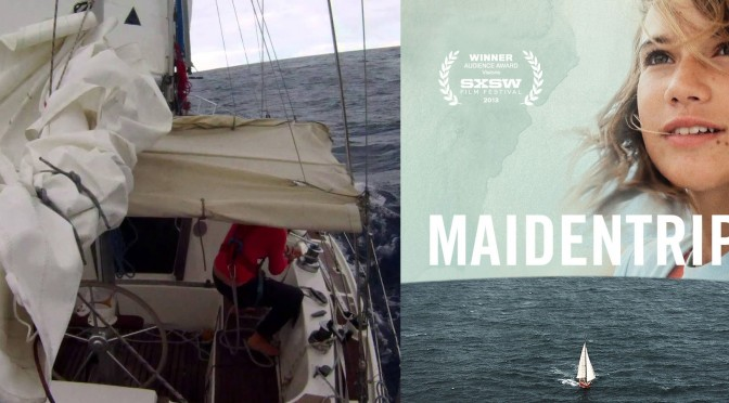 "Sailing into the unknown – the making of ""Maidentrip"" documentary"