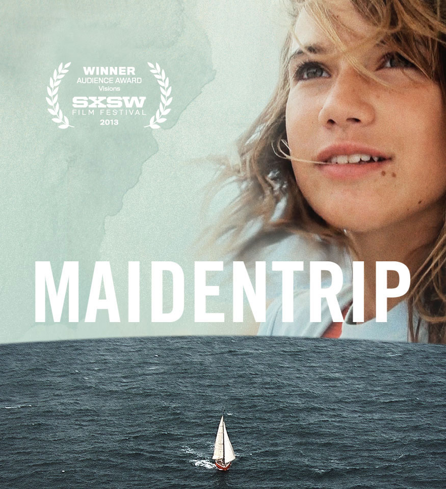 Maidentrip documentary poster