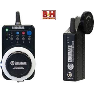 Cinegears Wireless Follow Focus System