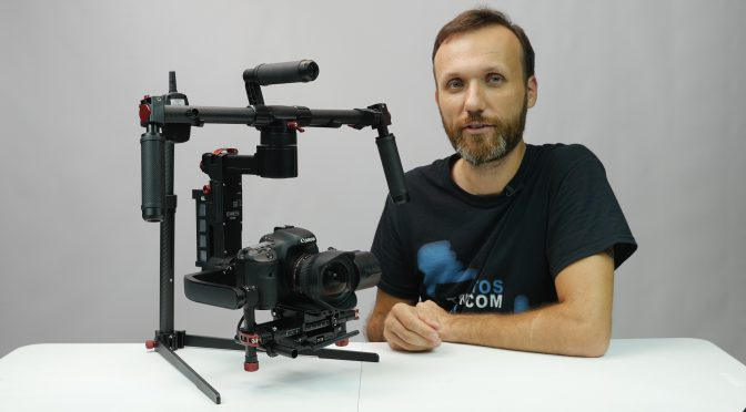 CAME-TV Argo 3-Axis Gimbal Stabilizer Review