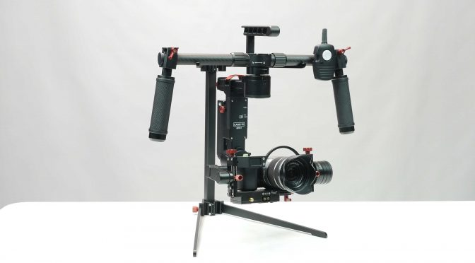 CAME-TV CAME-Mini 3 Camera Gimbal Review