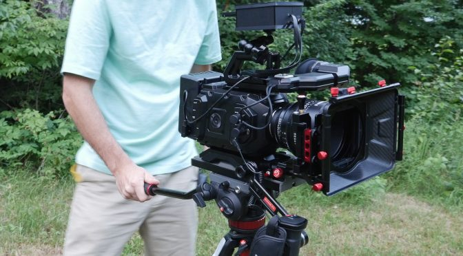 Came-TV URSA Mini Rig