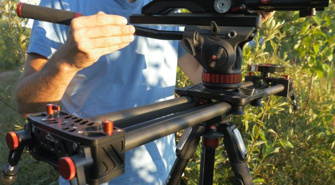 iFootage Carbon Fiber Shark Slider