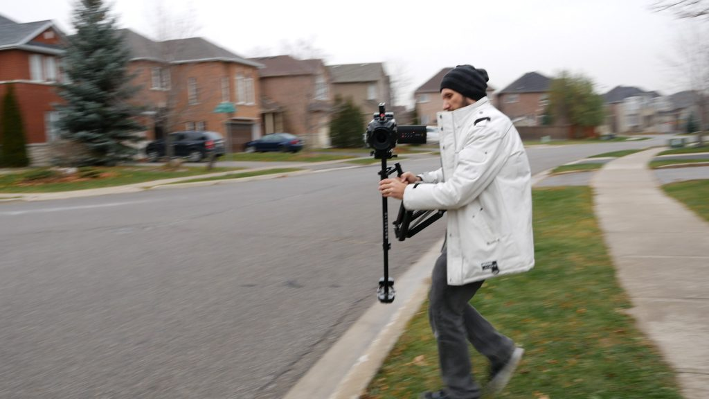 Devin Graham Glidecam Review by Tom Antos