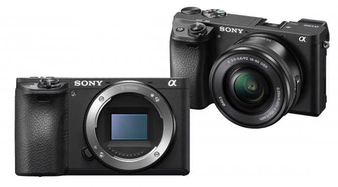 Sweet deals on Sony's APS-C cameras